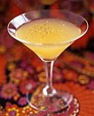 Persimmon Martini