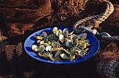 Venus clams with herbs