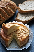 Epoisses cheese and bread