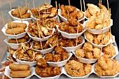 Deep-fried snacks (Thailand)