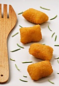Potato croquettes with rosemary