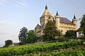 Château Vufflens, Morges, Vaud, Switzerland