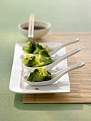 Pfannengerührter Knoblauch-Brokkoli