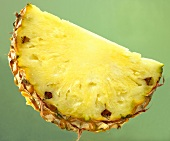 A piece of pineapple
