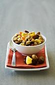 Fruit and nut muesli