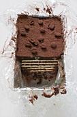 Kalter Hund ('Cold Dog', refrigerator cake)