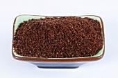 Sumac in rectangular dish