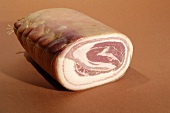 Pancetta (Air-dried belly pork, Italy)