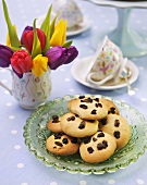 Cookies for afternoon tea