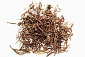 Dried Tatarian aster root