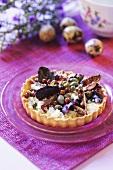 Savoury chicory tart