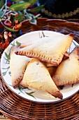 Plum pasties (Jewish cuisine)