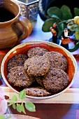 Jewish fig biscuits