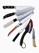 Various knives