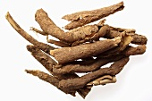 Dried Siberian ginseng bark
