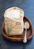 A bag of flour