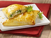 Sheep's cheese pasties