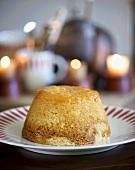Sponge pudding