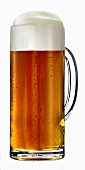 Märzenbier ('March beer', German beer) in tankard