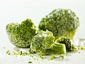 Frozen broccoli