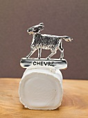 Chevre with goat Chevre label
