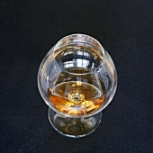 Cognac in brandy glass
