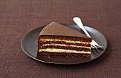 Baumkuchen (tree cake) cake