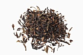 A heap of Oolong tea