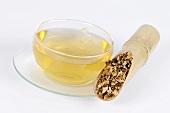Snake gourd tea