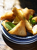 Briouats (Moroccan pastries)