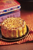 Mid-autumn moon cake (cake for Chinese festival)