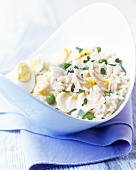 Kedgeree (Anglo-Indian rice and fish dish)