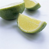 Lime wedges