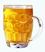 Cider in a pint tankard