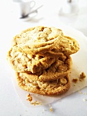Five nut biscuits