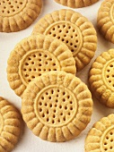 Shortbread biscuits (UK)