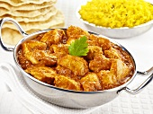 Chicken Madras (Chicken curry, India)