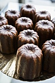 Cannelés (Cakes flavoured with vanilla & rum, Bordeaux, France)
