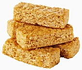 Flapjacks (Rolled oat tray bake, UK)