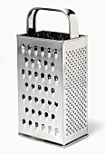 A grater, white background