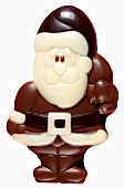 Chocolate Father Christmas