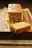 Yorkshire Parkin Cake (Ingwerkuchen, England)