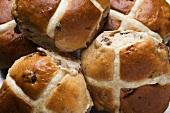 Hot cross buns (UK)