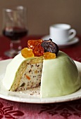 Cassata (Cake with candied fruit, Italy)
