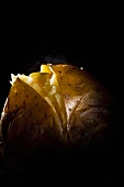 Baked Potato mit Butterstück