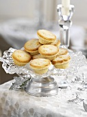 Small mince pies for Christmas