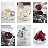 Summer Pudding zubereiten