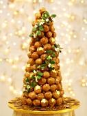 Croquembouche (Weihnachtsgebäck, Frankreich)
