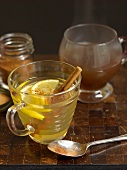 Hot Toddy and Sleep Inducer (hot winter drinks)