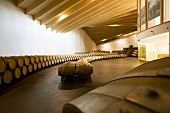 Bodegas Ysios (wine cellar) in Spain